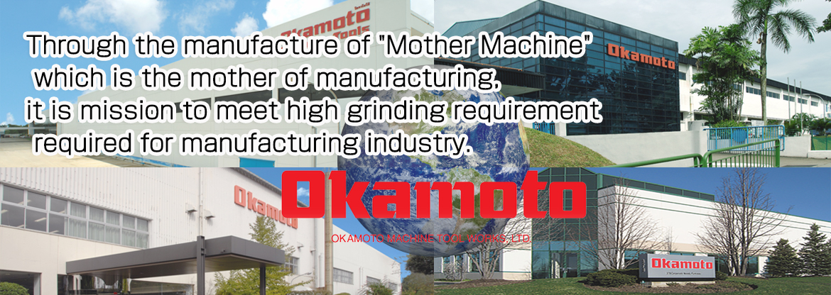Okamoto Machine Tool Works,Ltd